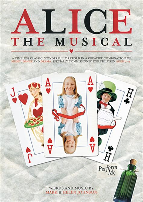 Alice The Musical | School Play | Out of the Ark Music
