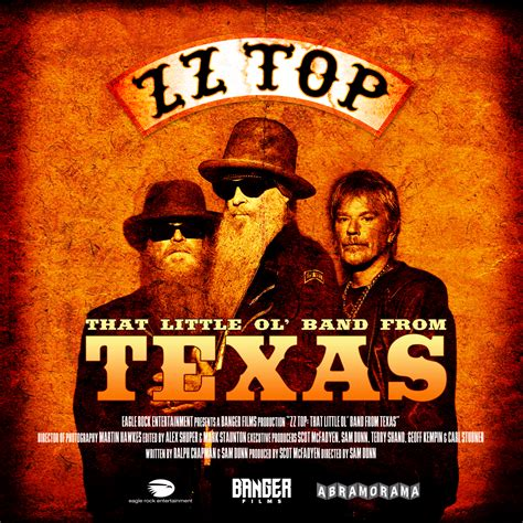 ZZ Top: That Lil Ol' Band From Texas Social Media Campaign