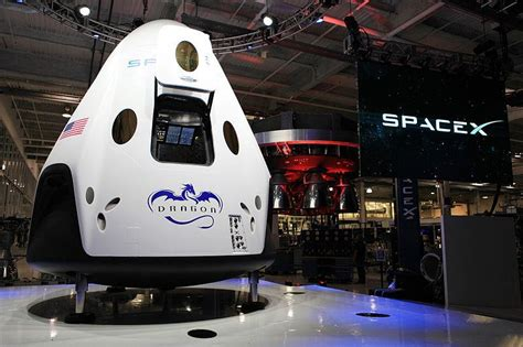 The Dragon Can Hover: SpaceX and Their 3D Printed