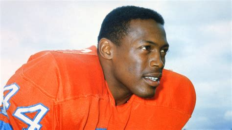 Hall of Fame Running Back Floyd Little Diagnosed With