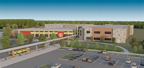 Contract awarded for Lejeune High renovation - News - The