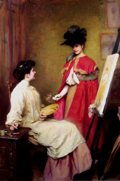 CarolArt Paintings and Video : Émile Friant (1863-1932