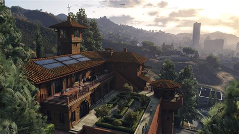 The GTA Place - 15 New 4K Screenshots of GTA V for PC