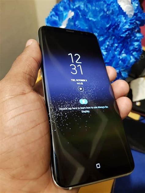 Samsung Galaxy S8 Plus (new) for sale in Kingston, Jamaica