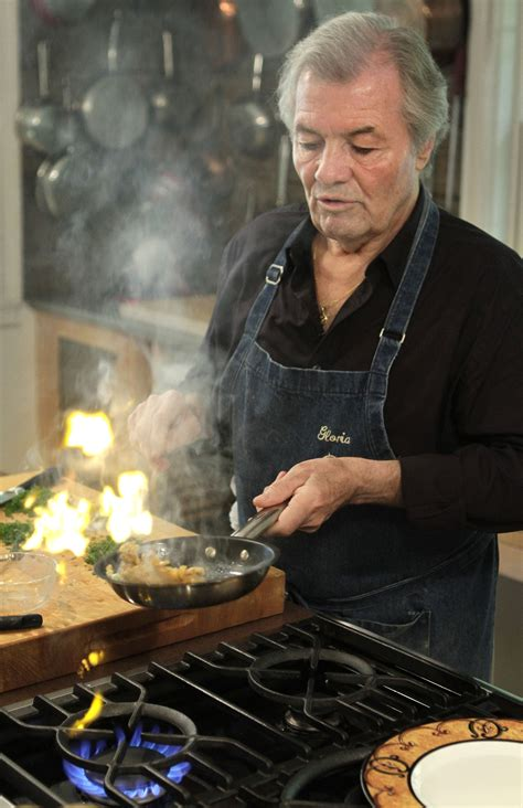 Food world has changed, but Jacques Pepin's focus hasn't