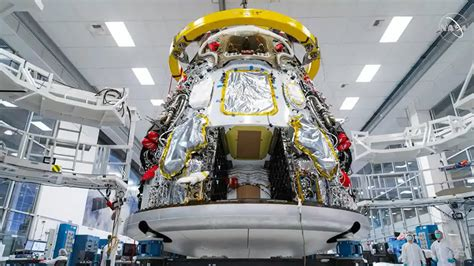 SpaceX spaceship almost ready for next NASA astronaut launch