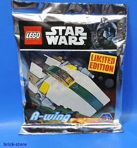 LEGO® Star Wars Limited Edition / A-Wing Starfighter