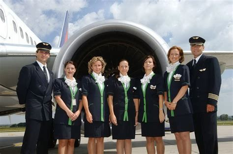The Airline: Malév Hungarian Airlines ~ World stewardess Crews